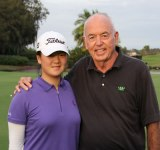 Putting PAD Student Angel Yin Qualifies for LPGA Major